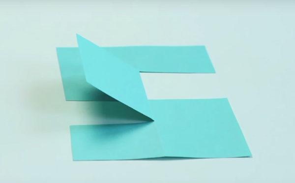 puzzle para niños de papel