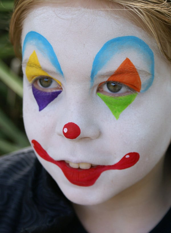 hacer maquillaje payaso