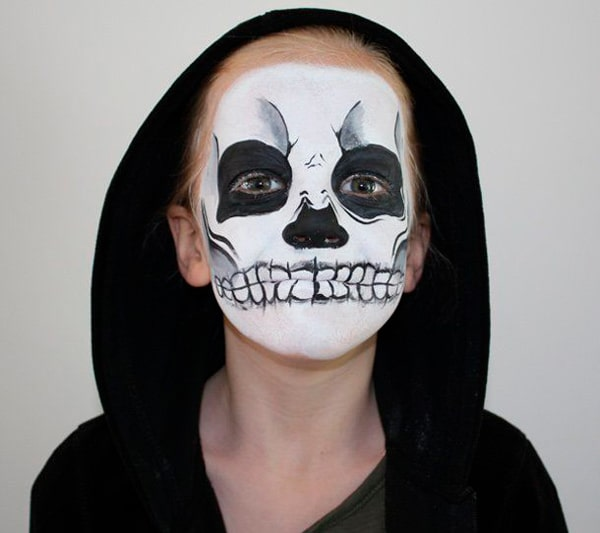 08-maquillaje-Halloween-calavera