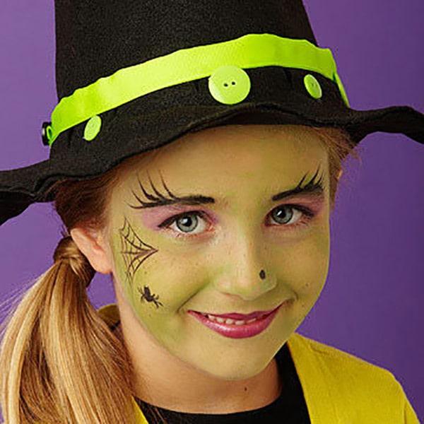 10-maquillaje-Halloween-bruja