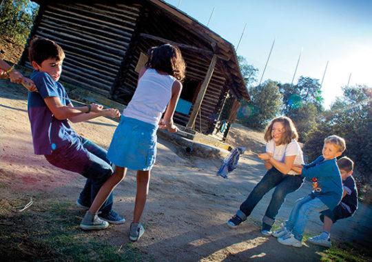 Actividades para niños en Madrid