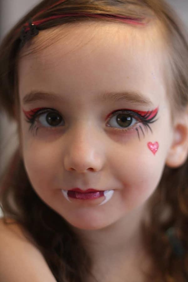 Los maquillajes de Halloween ms terrorficos Pequeocio