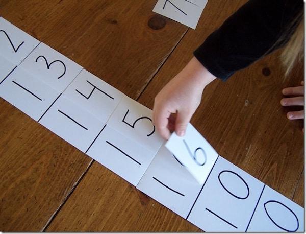 Materiales Montessori 5 Ideas Caseras Pequeocio Com