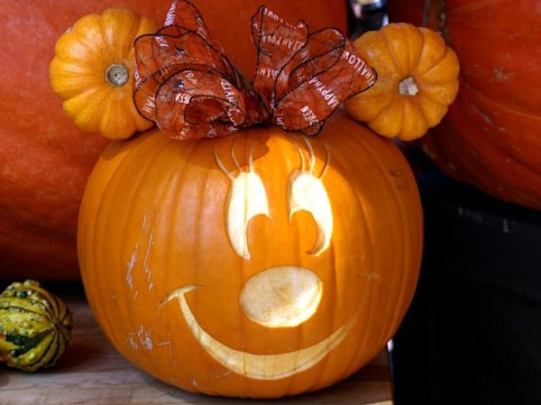10 ideas de calabazas decoradas de Halloween Pequeocio