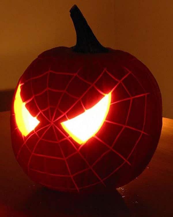 10 ideas de calabazas decoradas de Halloween  Pequeocio