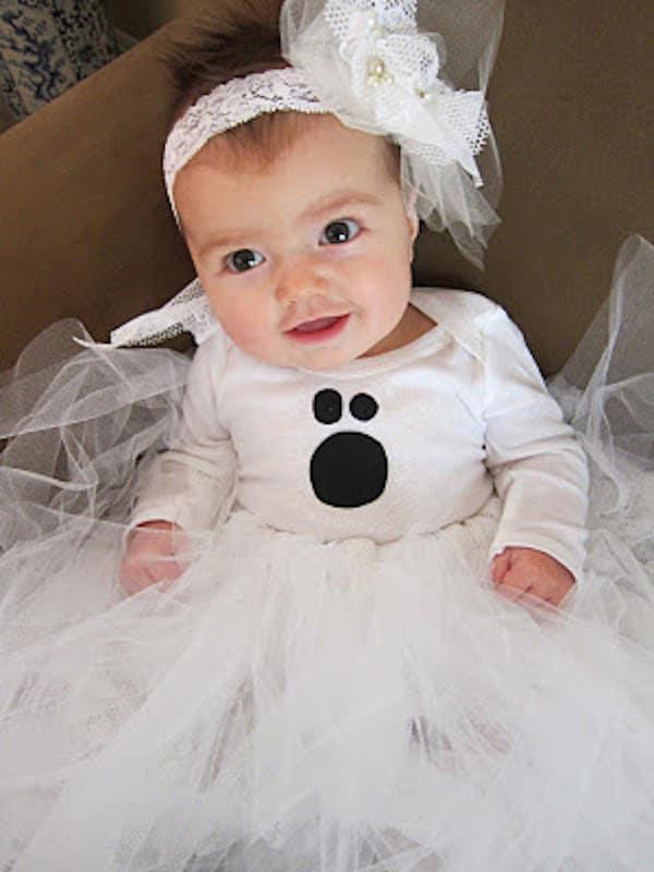 disfraces de halloween caseros para bebes