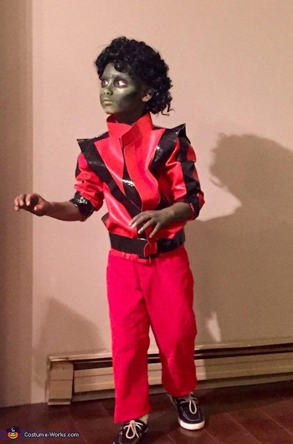 Disfraz de zombie casero