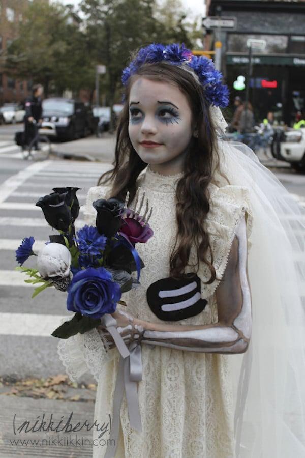 disfraz de novia cadáver: 7 ideas para un disfraz casero | pequeocio
