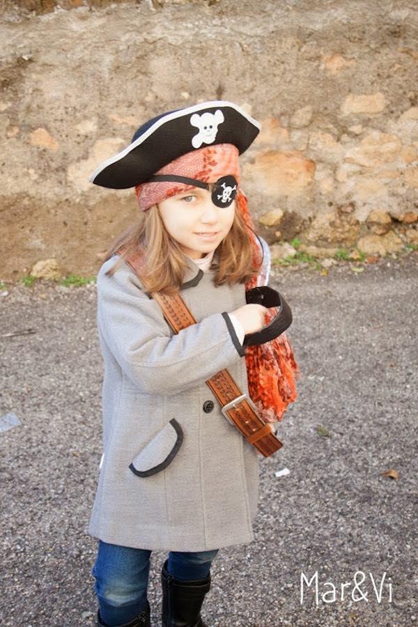 Disfraz De Pirata 8 Ideas Para Un Disfraz Casero Pequeocio