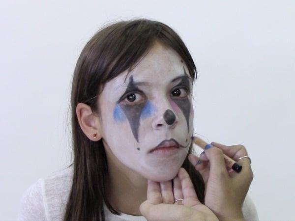 Cómo hacer un maquillaje de Halloween