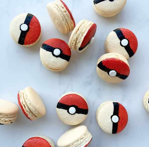 Comida para niños de Pokémon