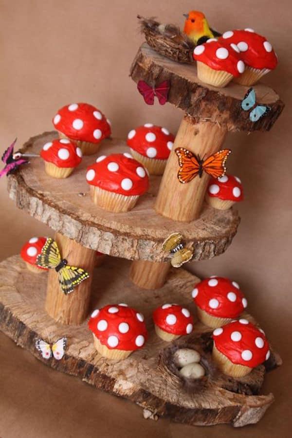 Cupcakes fáciles para niños