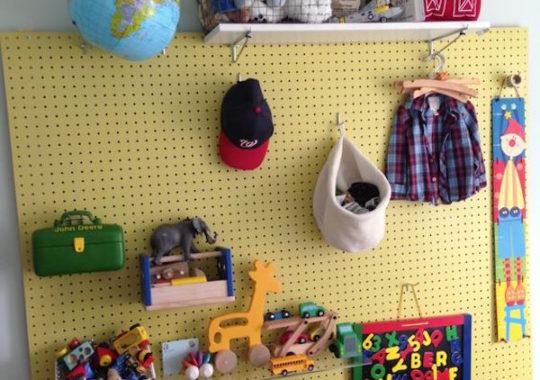 Ideas para guardr juguetes