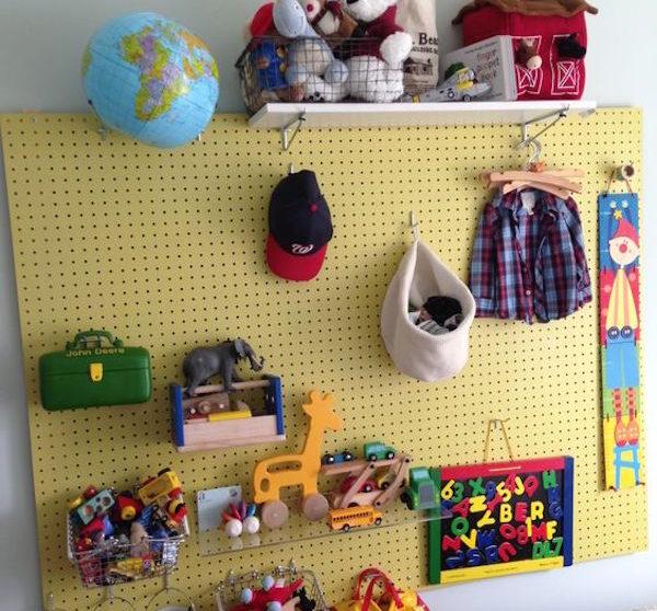 e01491eed61b 5 ideas creativas para ordenar juguetes | Pequeocio.com