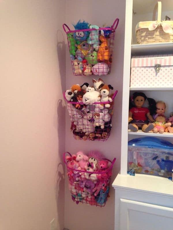 Ideas para ordenar juguetes