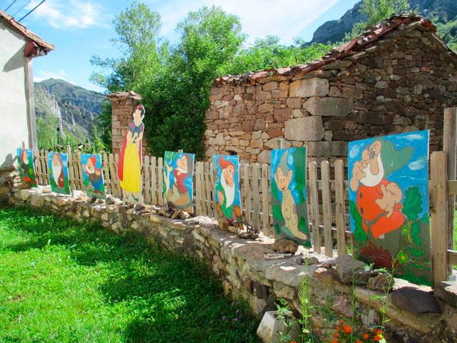 Casas rurales asturias con ninos