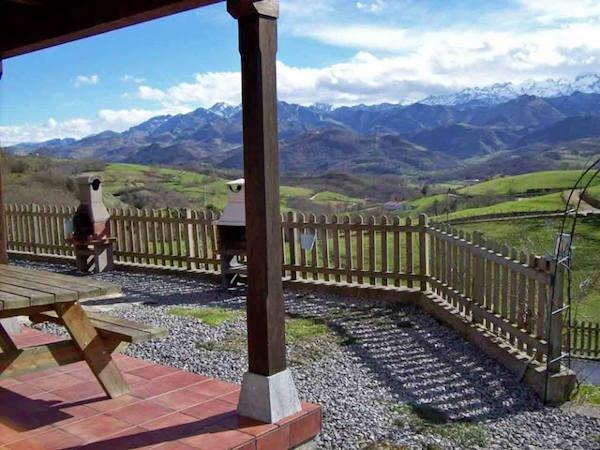 Casas rurales para ir con niños en Asturias