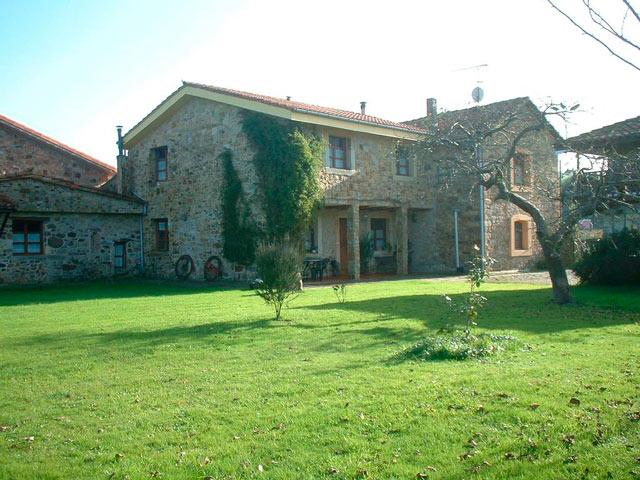 casas rurales en Asturias para niños La Llosa