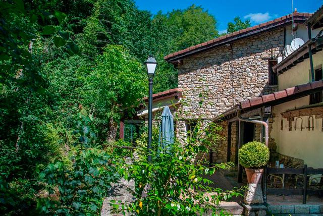 Casas rurales Asturias la tahona de besnes