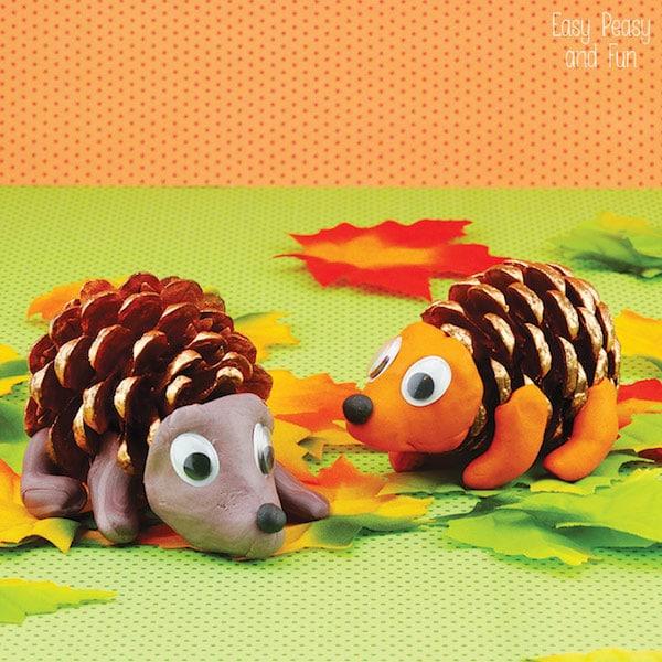 Manualidades de otoño para niños