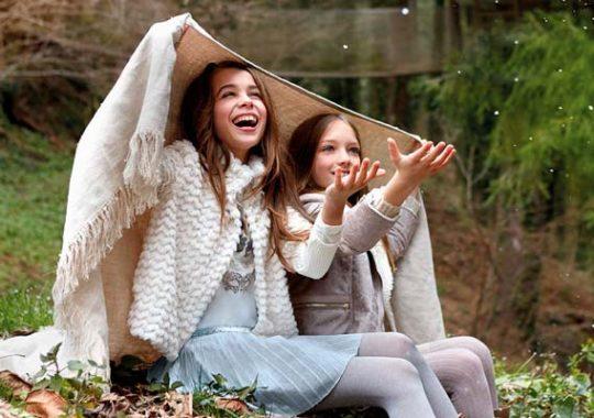 La moda infantil mas actual de la mano de Mayoral