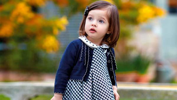 Moda infantil con Mayoral, otoño invierno