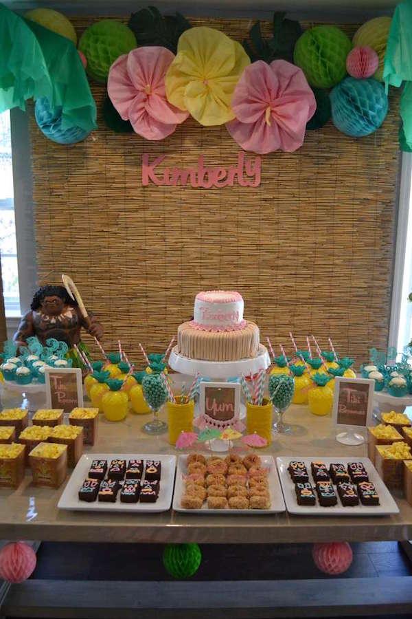 Ideas para cumplea os infantiles de vaiana for Regalos para fiestas de cumpleanos infantiles