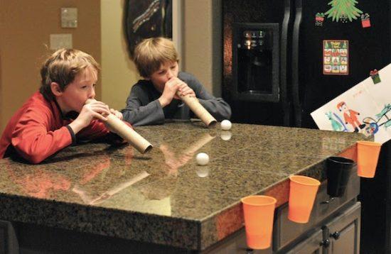 Juegos para hacer con los nilños