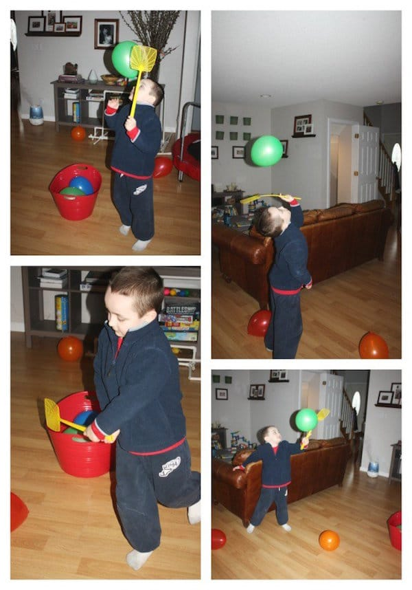 5 juegos para niños en casa - Pequeocio