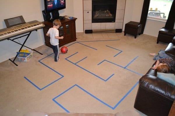 5 Juegos Para Ninos En Casa Pequeocio Com