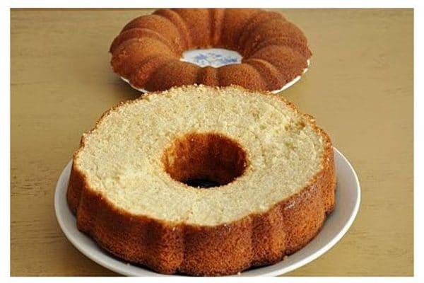 bizcocho tarta de cumpleaños