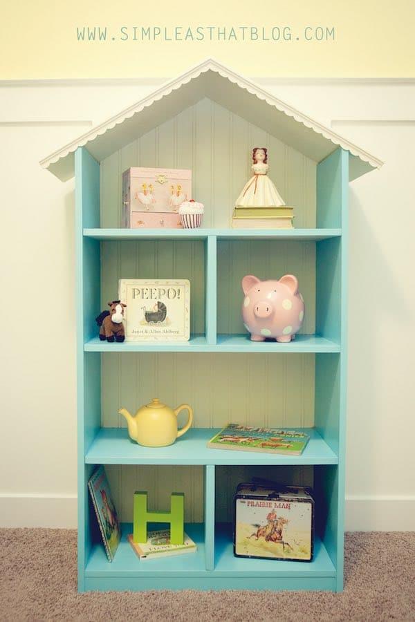 Las estanter as infantiles m s originales pequeocio - Estanterias para bebes ...