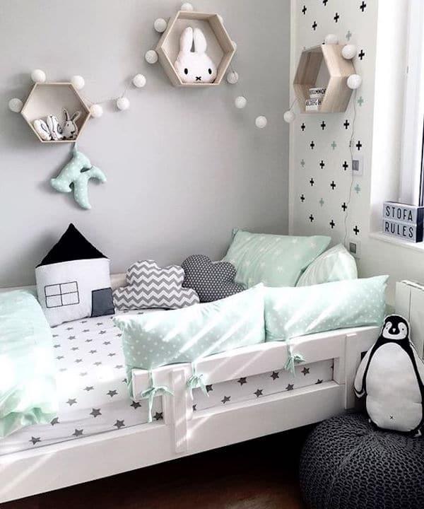 Estantes para habitaciones infantiles