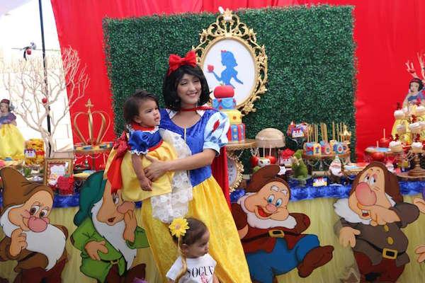 10 princesas disney para una fiesta de cumplea os de - Decoracion fiesta princesas disney ...