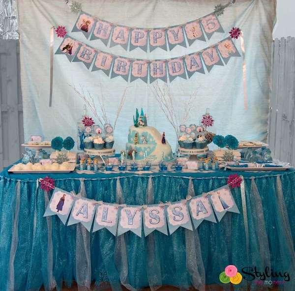Fiestas infantiles de princesas