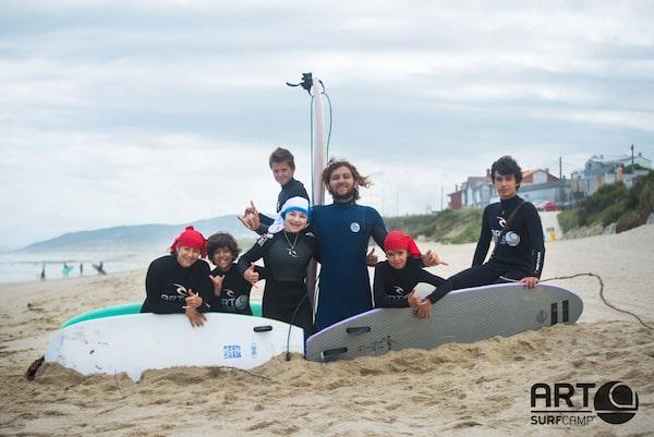 Campamentos de verano galicia