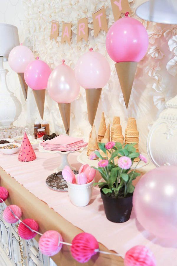 C mo decorar fiestas tem ticas infantiles pequeocio - Bodas tematicas ...