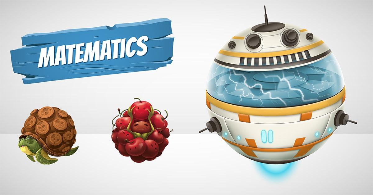 planetas matematics