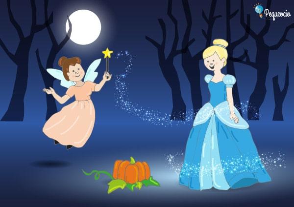 la cenicienta cuento de princesas