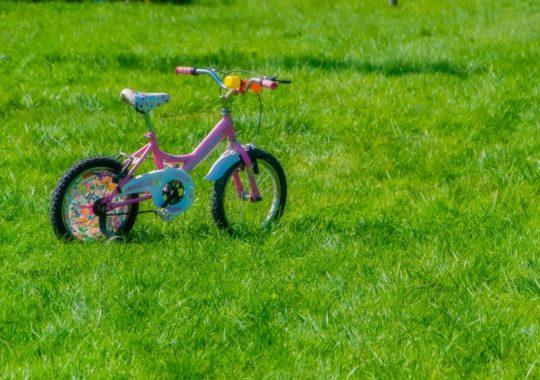 De ruta en bici con niños 1