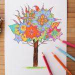 Mandala para colorear
