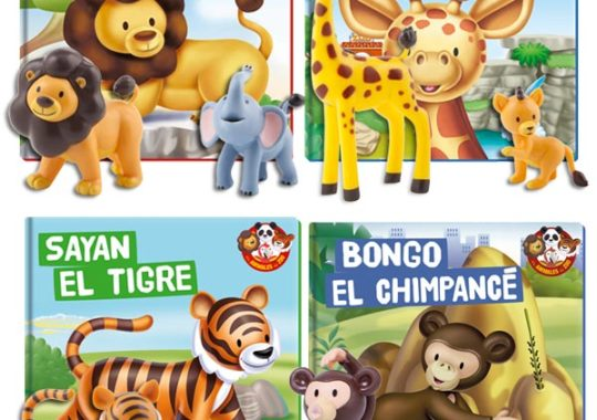 animales zoo coleccion