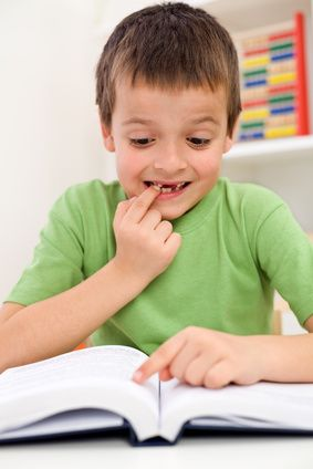 dislexia en primaria