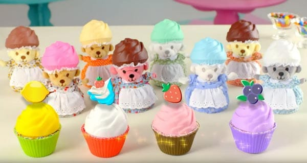 ¡Los encantadores Cupcake Bears llegan a Toy Planet! 2