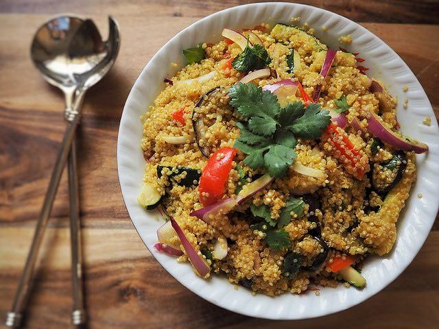 Quinoa recetas