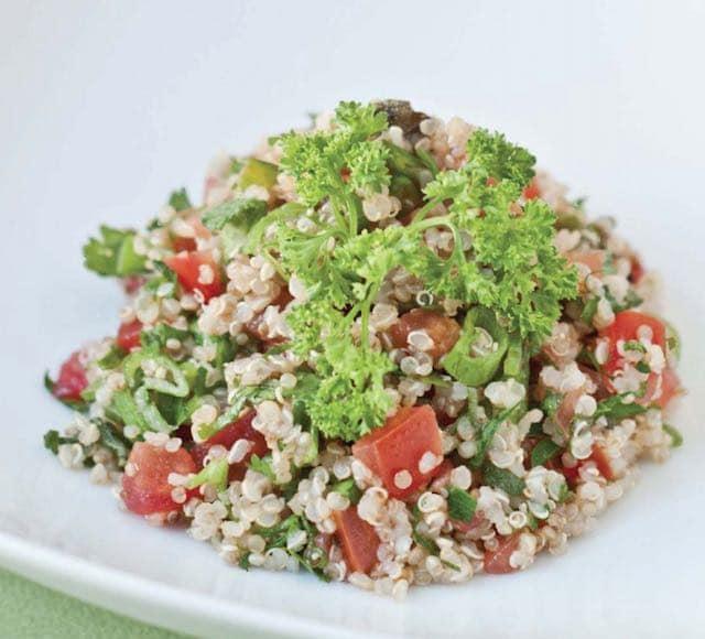 Quinoa recetas fáciles