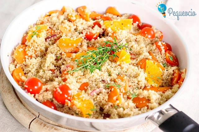 indice glucemico quinoa cocida