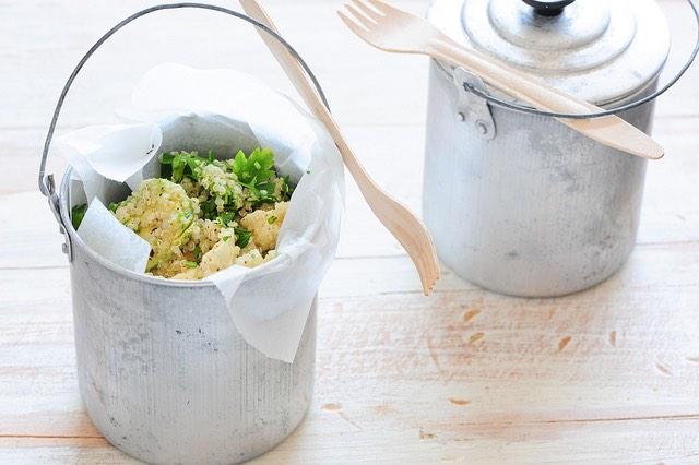 Recetas con quinoa fáciles