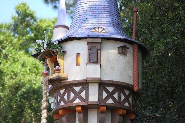Cuento infantil Rapunzel