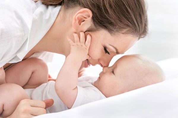 pensamiento positivo bebés